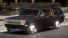 1991 GAZ 24-12 para GTA 4
