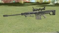UTR 130 Sniper Rifle para GTA San Andreas