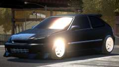Honda Civic Type R L-Tuning para GTA 4