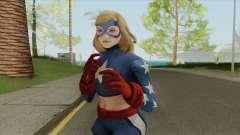 Stargirl (DC Universe) para GTA San Andreas