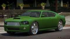 Dodge Charger Spec para GTA 4