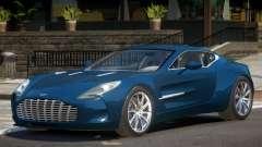 Aston Martin One 77 V1.0 para GTA 4