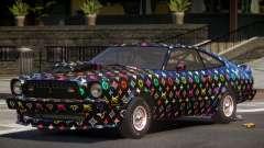 Ford Mustang R-Tuning PJ4 para GTA 4