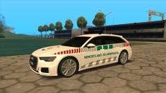 Audi RS6 NAV