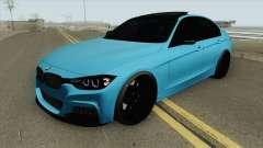 BMW 3-er F30 M-Tech para GTA San Andreas