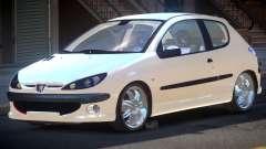 Peugeot 206 1.6i