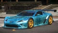 Lexus LFA GT PJ1 para GTA 4
