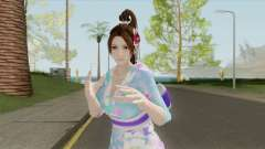 Mai Shiranui (Summer Festival) V1 para GTA San Andreas