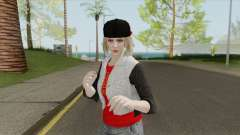 Random Female 5 (GTA Online) para GTA San Andreas