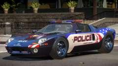 Ford GT1000 Police V1.0 para GTA 4