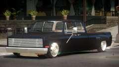 Chevrolet Silverado Custom para GTA 4