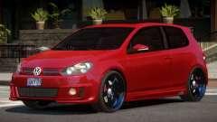Volkswagen Golf TDI para GTA 4
