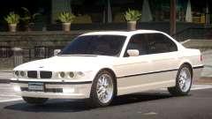 BMW 750i S-Edit para GTA 4