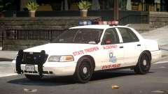 Ford Crown Victoria Police V2.2 para GTA 4