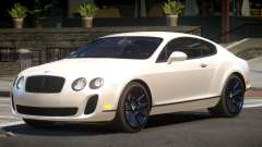 Bentley Continental Tuned para GTA 4