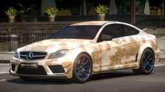 Mercedes Benz C63 AMG GT PJ3 para GTA 4