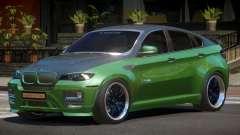 BMW Х6 L-Tuned para GTA 4