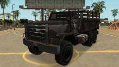 MTL Barracks OL con Insignias y Extras para GTA San Andreas