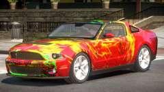 Shelby GT500 V8 PJ3 para GTA 4
