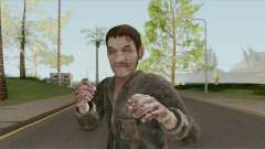 Ganado V3 (Resident Evil 4) para GTA San Andreas