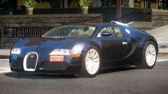 Bugatti Veyron 16.4 GT para GTA 4