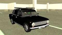 VAZ 2101 Granja Negro