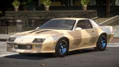 Chevrolet Camaro Old PJ2 para GTA 4