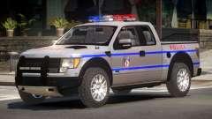 Ford Raptor Police V1.0