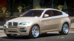BMW X6 L-Tuned para GTA 4