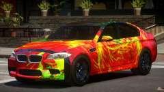 BMW M5 F10 RS PJ2 para GTA 4