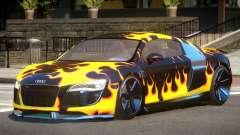 Audi R8 TDI PJ3 para GTA 4