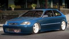 Honda Civic L-Tuning para GTA 4
