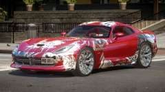 Dodge Viper GTS Edit PJ5 para GTA 4