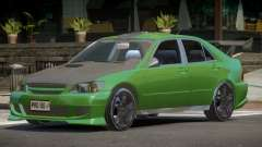 Lexus IS 300 Tuning para GTA 4