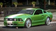 Ford Mustang Edit para GTA 4
