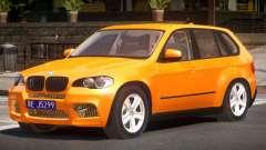 BMW X5 RS V1.0 para GTA 4