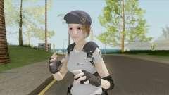 Jill Valentine V2 (RE 3 Remake) para GTA San Andreas