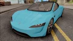 Tesla Roadster 2020 Performance LQ v3