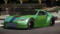 Nissan 370Z S-Tuning para GTA 4