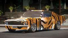 1968 Ford Mustang Tuned PJ5