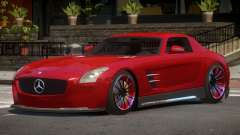 Mercedes Benz SLS S-Tuning para GTA 4