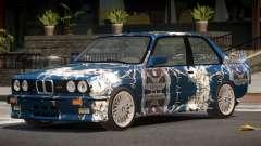 BMW M3 E30 RS PJ5 para GTA 4