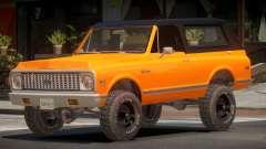 Chevrolet Blazer Off-Road