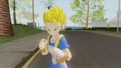 Kyabe Universo V2 (Dragon Ball Super) para GTA San Andreas