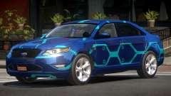 Ford Taurus Spec A PJ2 para GTA 4