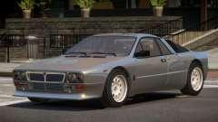 Lancia 037 Stradale TDI para GTA 4