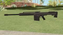 Heavy Sniper GTA V (Black) V2 para GTA San Andreas