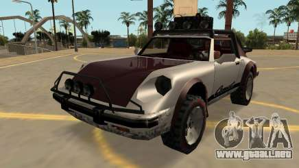 GTA V Pfister Cometa Safari SA de Estilo para GTA San Andreas
