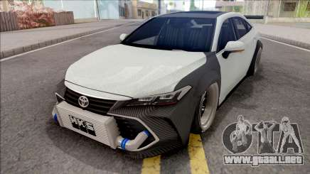 Toyota Avalon Custom para GTA San Andreas