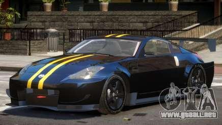 Nissan 350Z GT-Sport para GTA 4